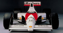 1990 McLaren Honda MP4/5B