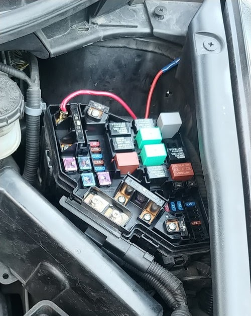 Honda Civic 2010 Fuse Box