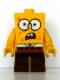 Minifig No: bob007  Name: SpongeBob - Shocked Look