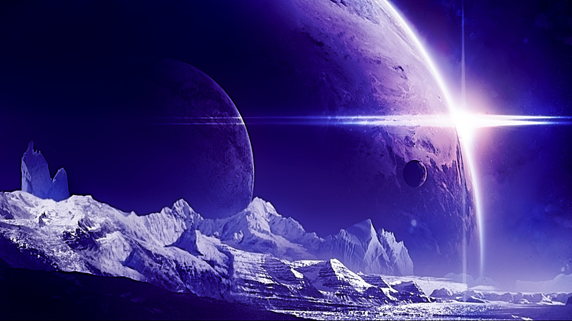 Cool Space Backgrounds (79+ images)