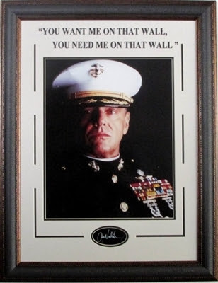 Jack Nicholson A Few Good Men Quote