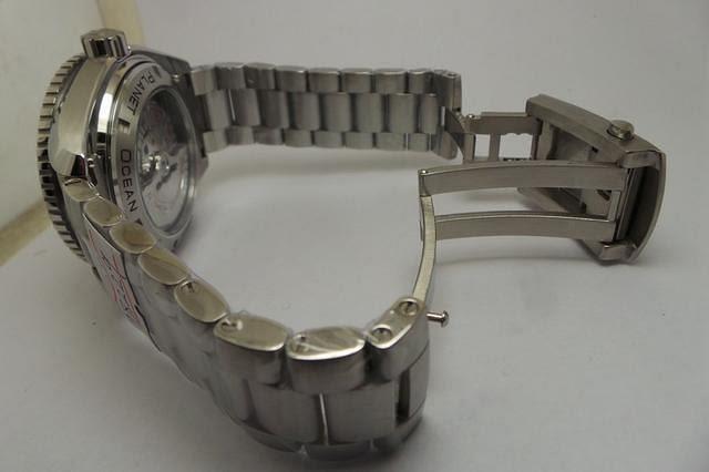 Omega Steel Bracelet