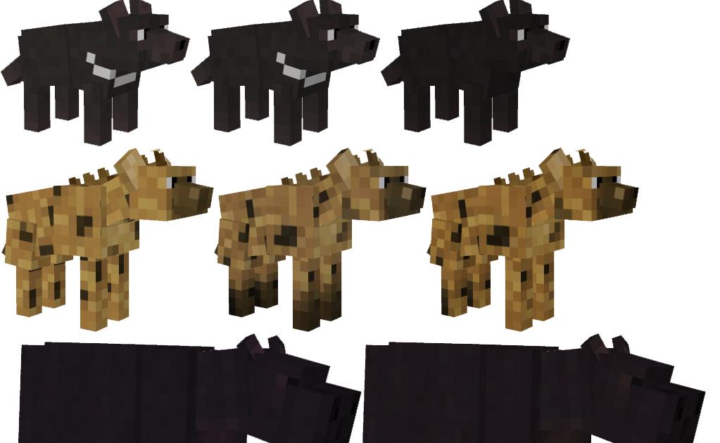 Minecraft Realistic Animals Mod - Muat Turun d