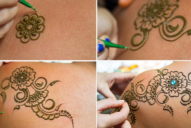 Tatuajes Temporales De Henna Hola Es Lola
