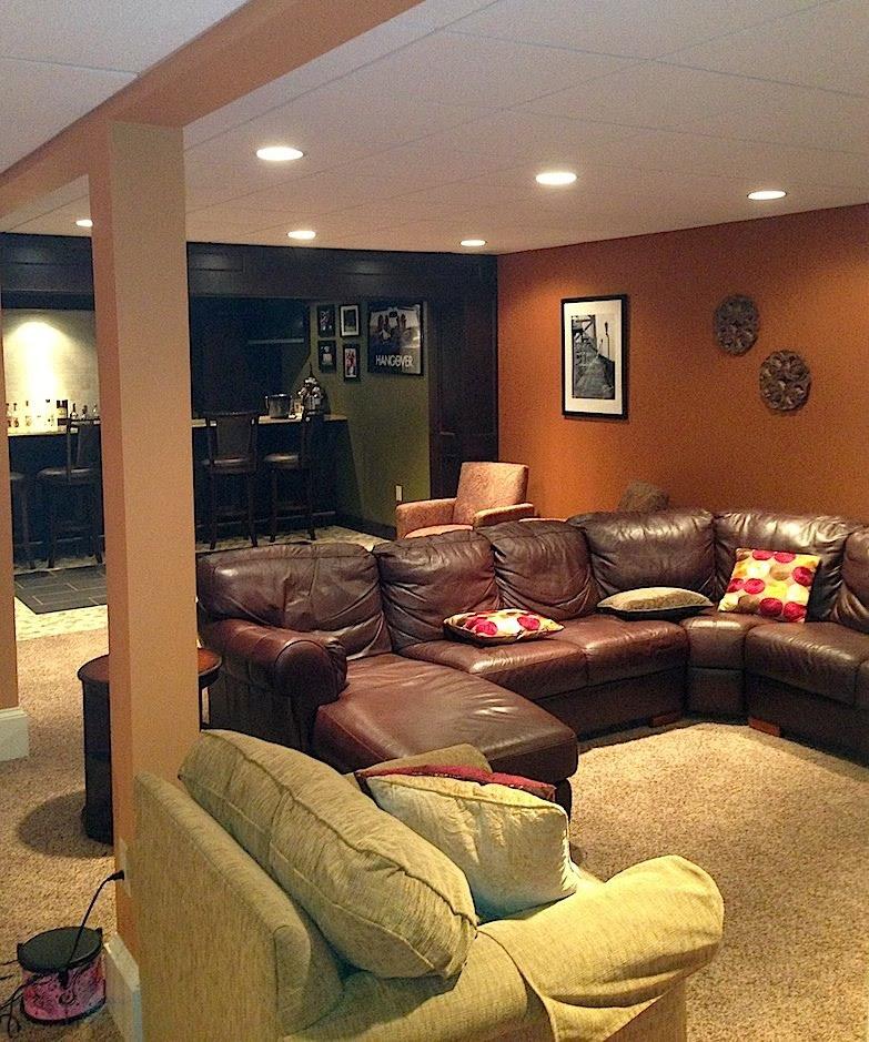 Basement Remodeling Ideas: December 2014