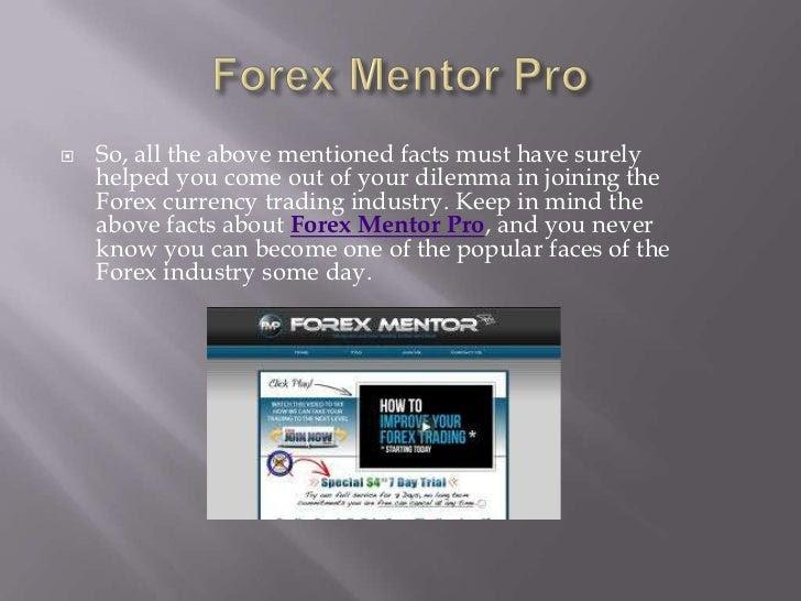 Best Forex Mentor Online