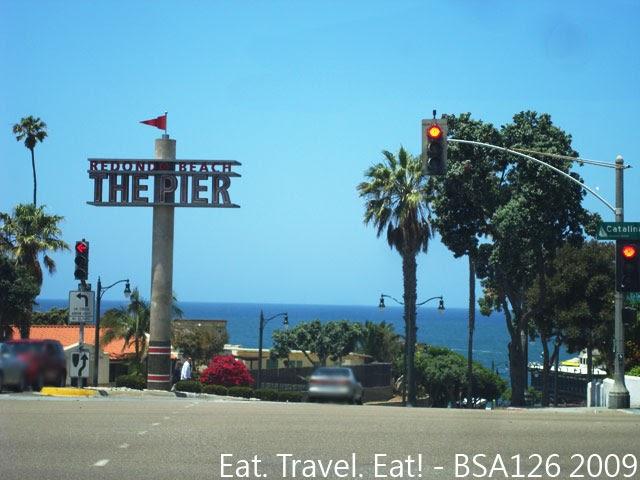 West Redondo Beach Blvd Gardena Ca