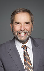 Photo - The Honourable Thomas J. Mulcair - Click to open the Member of Parliament profile