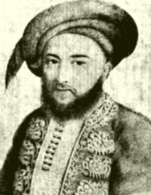 poetul Iancu Văcărescu