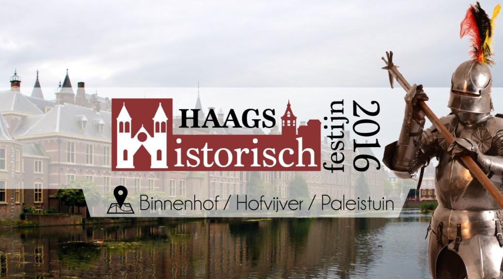 Haags Historisch Festijn 2016