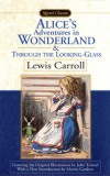 Alice's Adventures in Wonderland & Through the Looking-Glass - Lewis Carroll, John Tenniel, Martin Gardner
