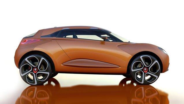 Cum vor arăta viitoarele modele Renault - galerie FOTO