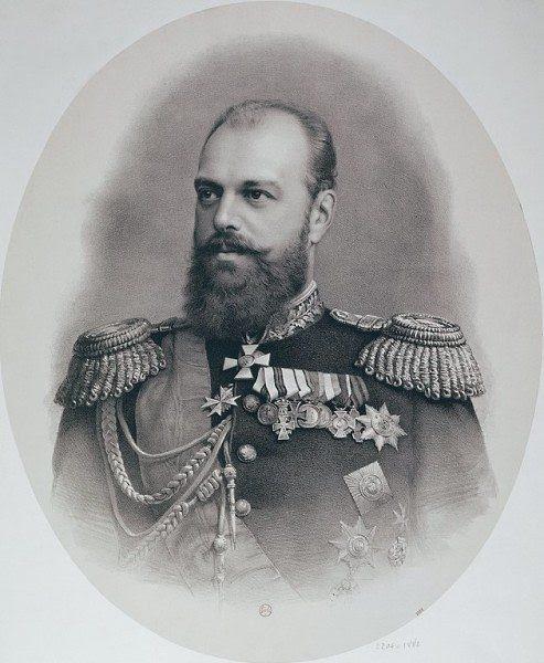 Alexander III Romanov