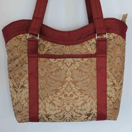 Wavy Top Bag