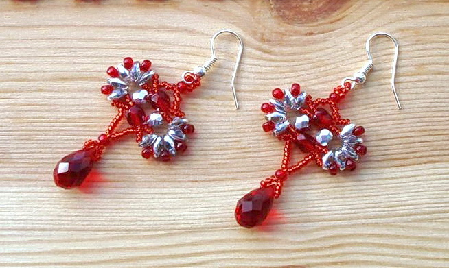 free-beading-tutorial-earrings-twin-pattern-1 (654x391, 133Kb)