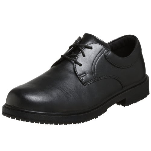WORX by Red Wing Shoes Men's 6318 Oxford,Black,7 M
