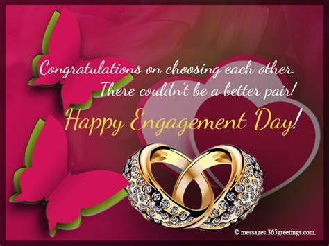 happy engagement greetings   365greetings.com