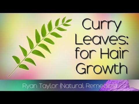 Curry Leaves Hair Oil: for Hair Growth