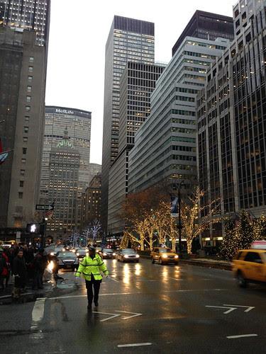 Park Avenue, looking South