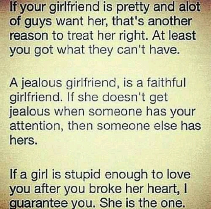 Quotes About Treating Your Girlfriend Right 14 Quotes