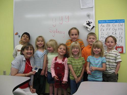 Kindergarten Readiness 2006-2007