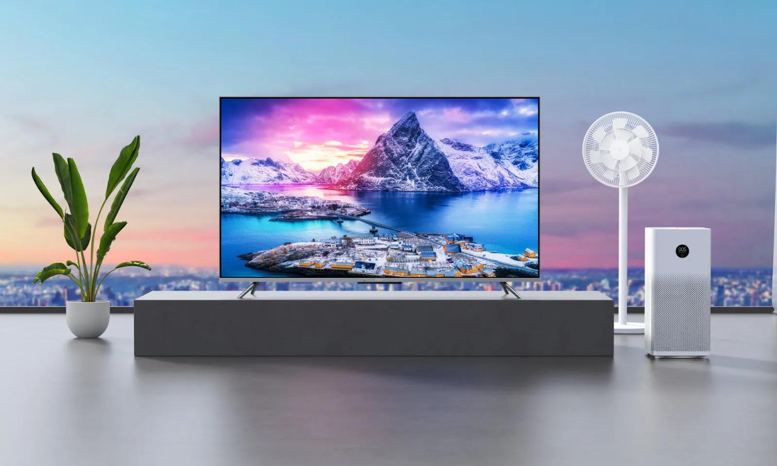Xiaomi TV Q1E 55″: Smart TV mit Dolby Vision für 799 Euro