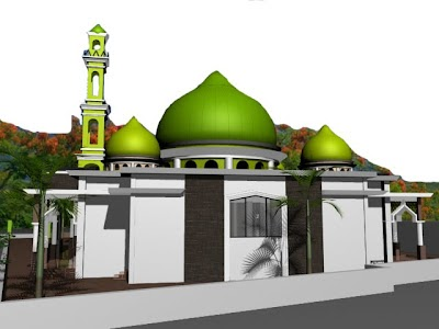 paling hits 30 gambar masjid minimalis 10 x 10 - richi