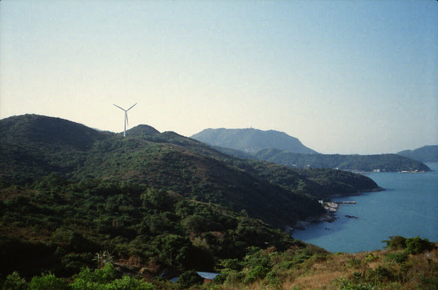 windmill on lamma