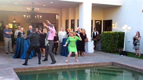 Wedding Ceremony Entrance Flash Mob   YouTube