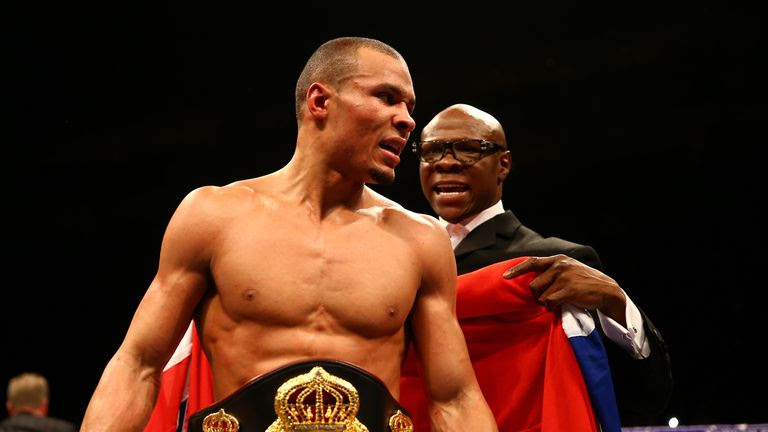 Chris Eubank jnr fight with Nick Blackwell