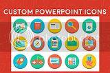 Download 18 Icon Cantik yang Dibuat dengan PowerPoint