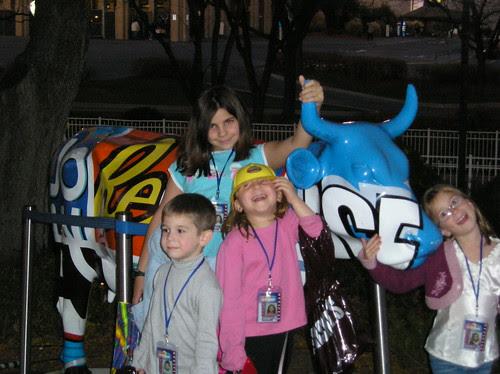 Kids & Candy Moo