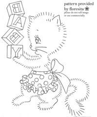 Mailorder 85 - fuzzy cat