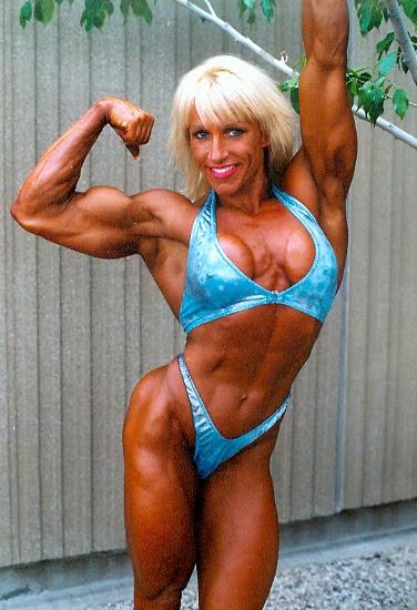 Celebrity Fitness: Amy Pazzo Female bodybuilding From US