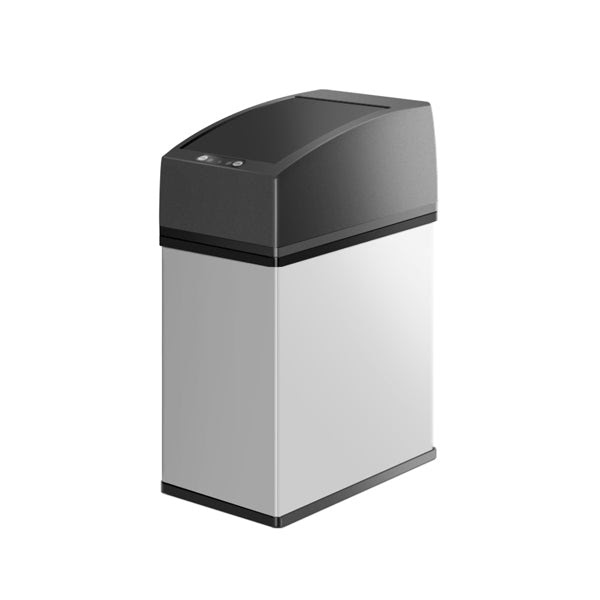 Geekinstyle 3l Mini Stainless Steel Garbage Can Touchless Automatic
