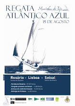 Regata Atlantico Azul - Marinha do Tejo