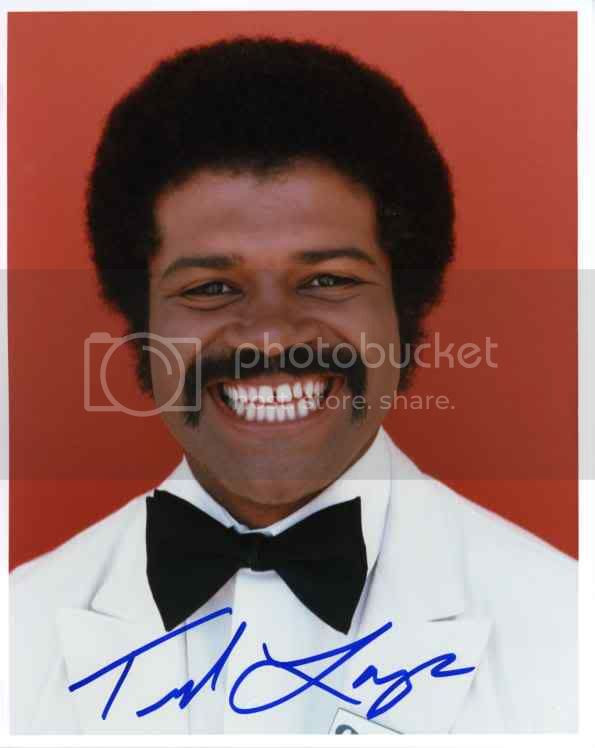 Who doesn't love Isaac from the love boat??