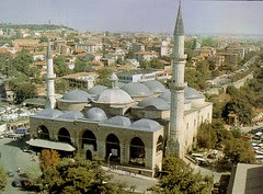 Old Mosque, Edirne, Turkey