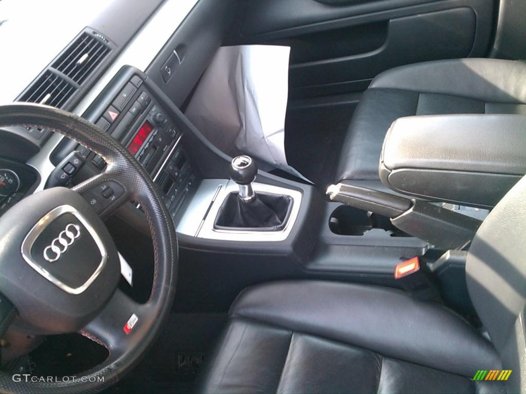 2006 Audi A4 20t Interior