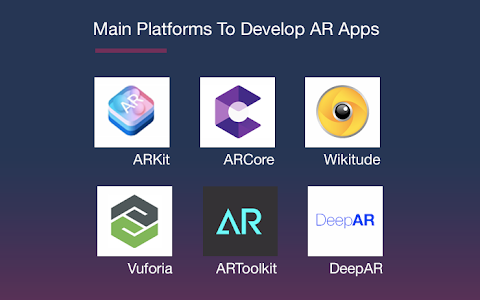 Augmented Reality SDK for building Apps