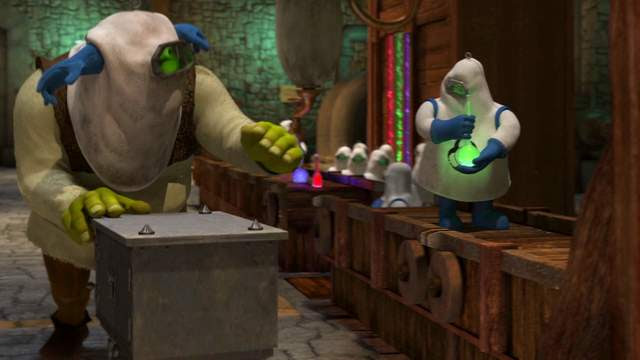Shrek 2 Part 5 Live Happily Ever After