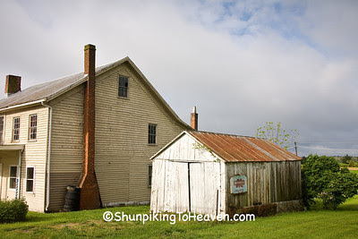 Old Homestead, Brown County, Ohio