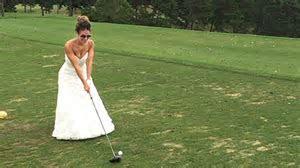 Samantha Burns wears wedding dress every anniversary