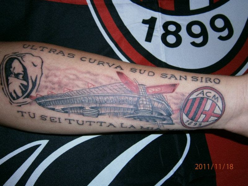 Inter Milan Tattoo