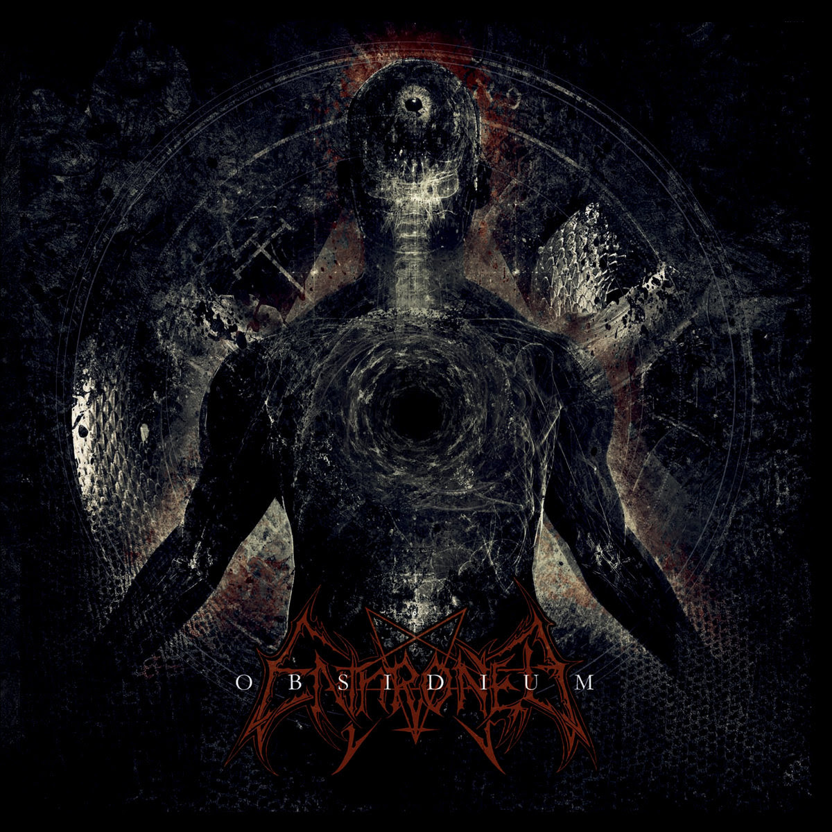 Enthroned - Obsidium (2013)