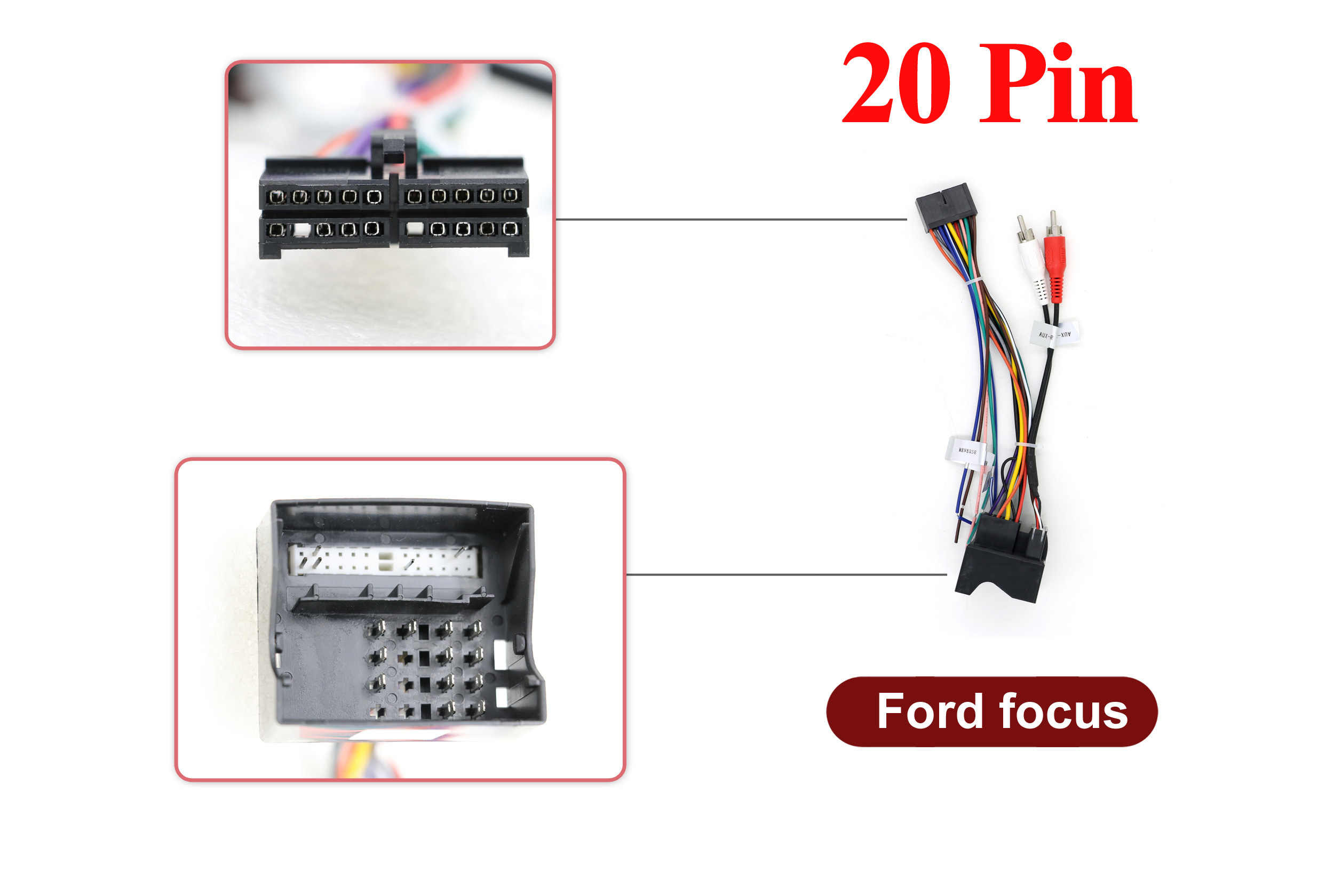 Ford Focu Wire Harnes