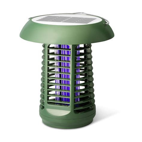 Solar Outdoor Mosquito Zapper   Pestrol UK