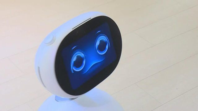Taiwan's Asus unveils 'budget' household robot