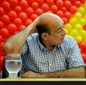 Foto do jornalista Felipe Klant