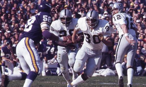 Oakland Raiders vs Minnesota Vikings